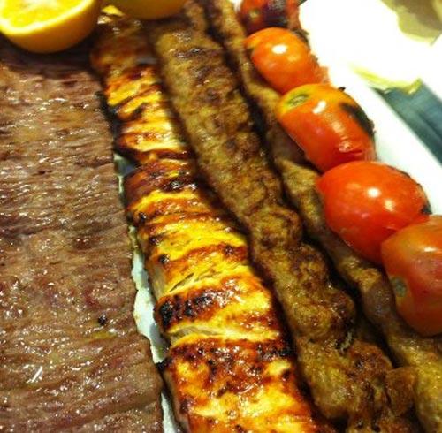 کباب پز خانگی، کباب پز بدون دود، کباب پز تابشی خانگی